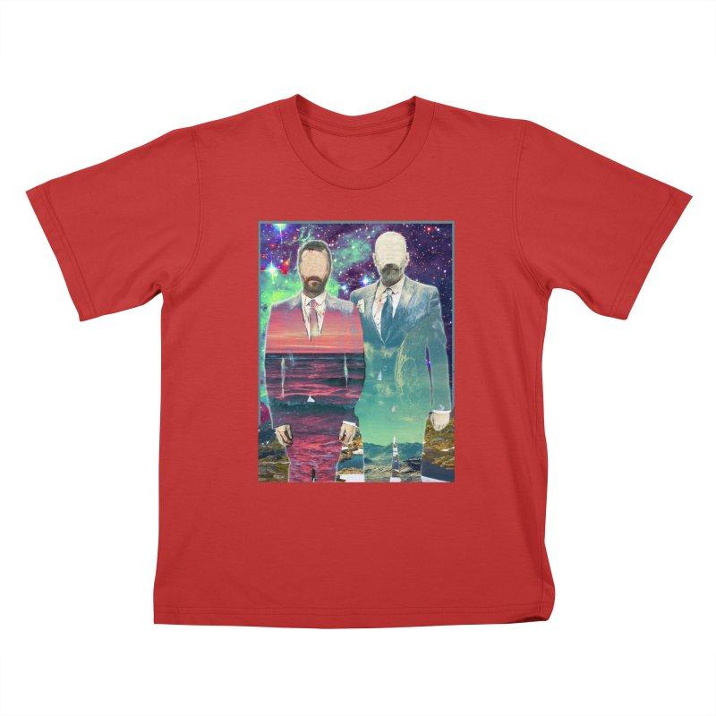 The Imperilment Department Kids T-Shirt by Shadeprint's Artist Shop