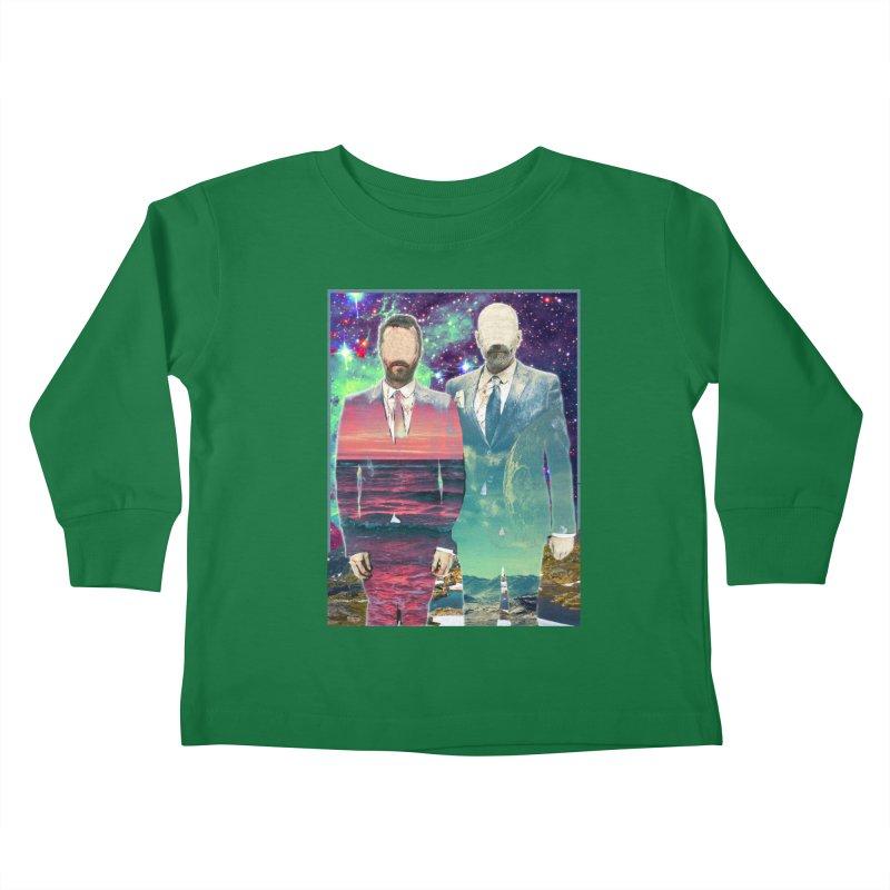 The Imperilment Department Kids Toddler Longsleeve T-Shirt by Shadeprint's Artist Shop