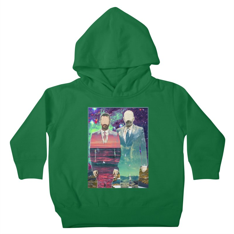 The Imperilment Department Kids Toddler Pullover Hoody by Shadeprint's Artist Shop