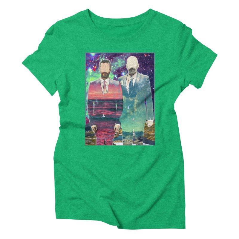 The Imperilment Department Women's Triblend T-Shirt by Shadeprint's Artist Shop