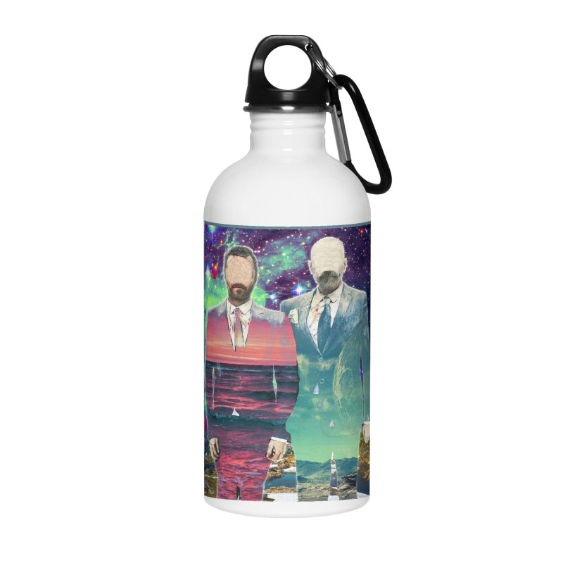 The Imperilment Department Accessories Water Bottle by Shadeprint's Artist Shop