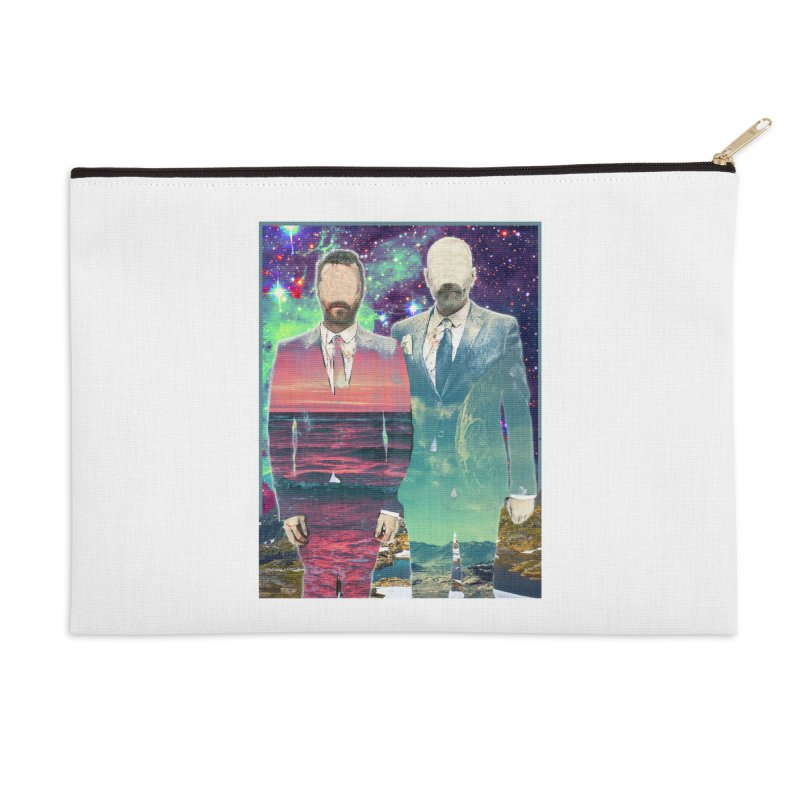 The Imperilment Department Accessories Zip Pouch by Shadeprint's Artist Shop
