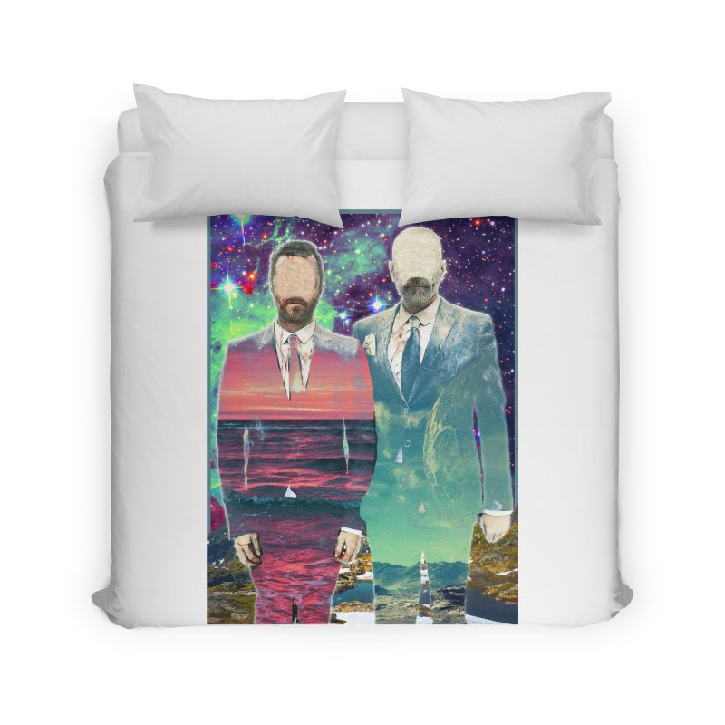 The Imperilment Department Home Duvet by Shadeprint's Artist Shop