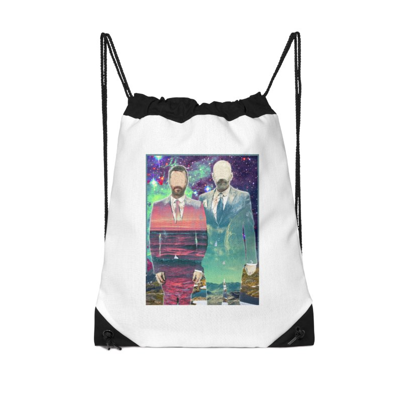 The Imperilment Department Accessories Drawstring Bag Bag by Shadeprint's Artist Shop