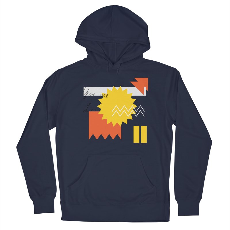 You are... Men's Pullover Hoody by Shadeprint's Artist Shop