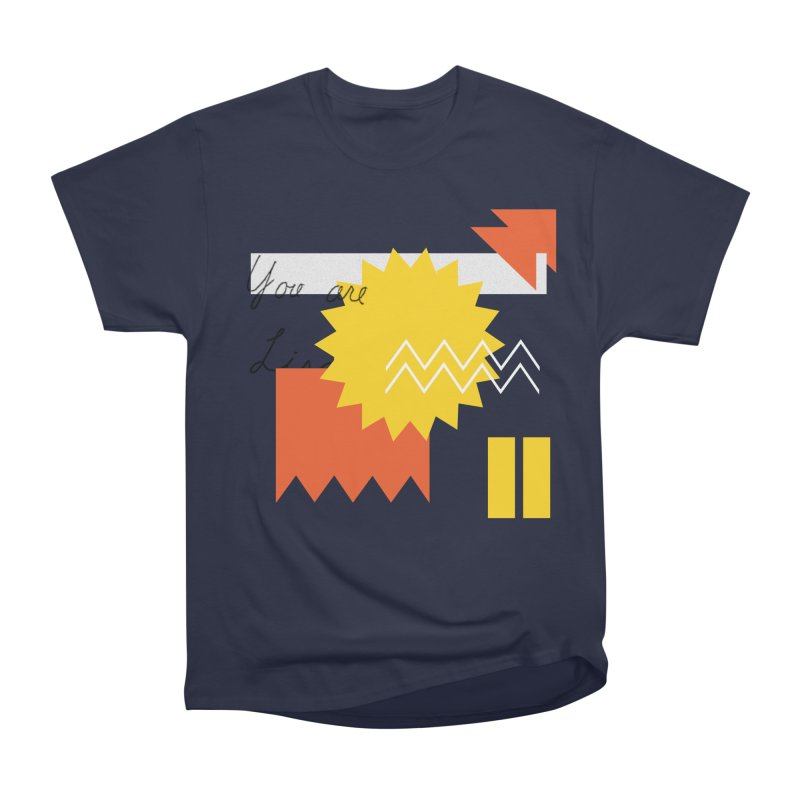 You are... Men's Heavyweight T-Shirt by Shadeprint's Artist Shop