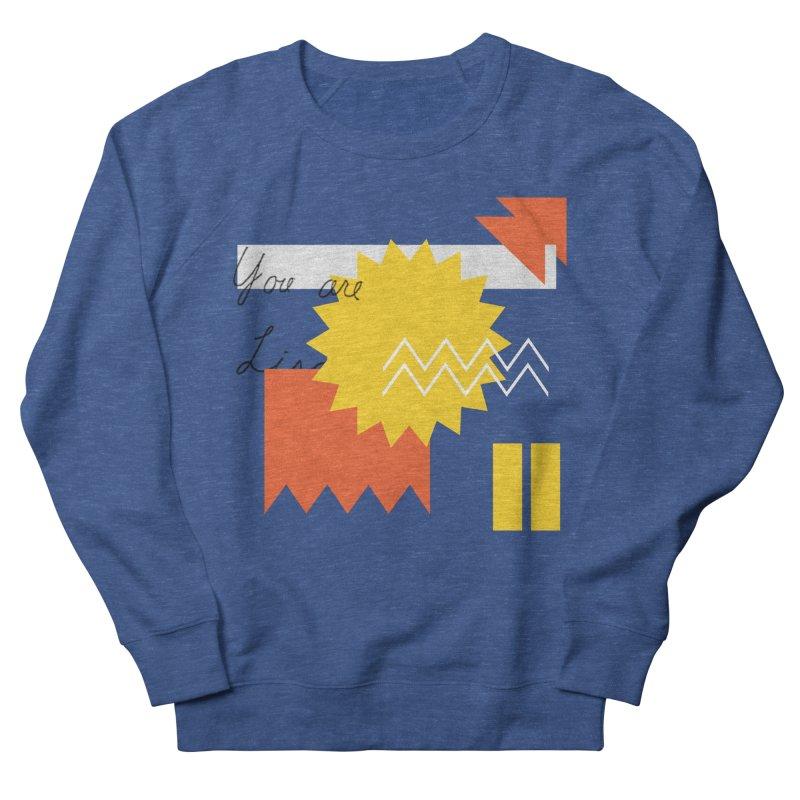 You are... Men's Sweatshirt by Shadeprint's Artist Shop