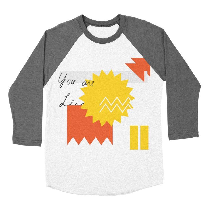 You are... Women's Longsleeve T-Shirt by Shadeprint's Artist Shop
