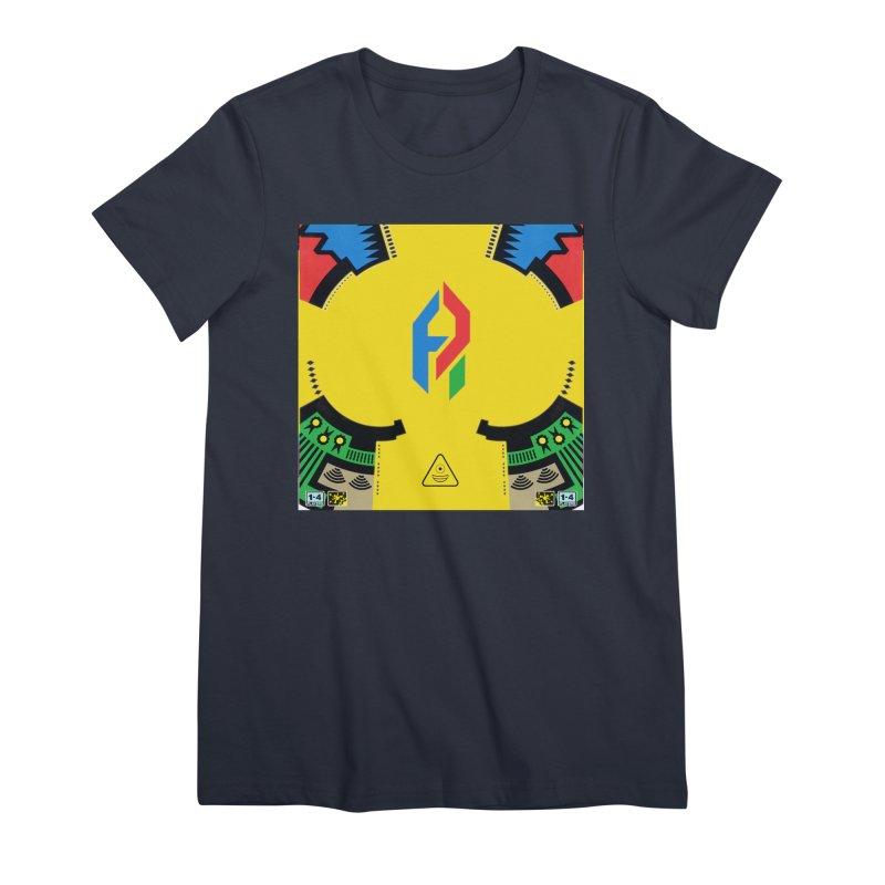 ShadeLIFE Women's Premium T-Shirt by Shadeprint's Artist Shop