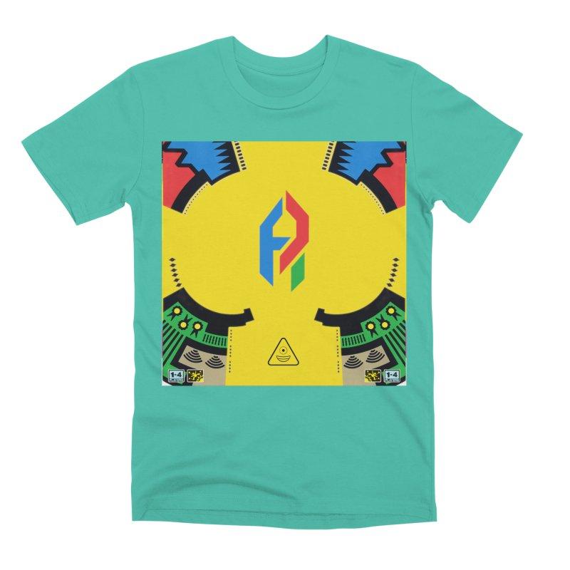 ShadeLIFE Men's Premium T-Shirt by Shadeprint's Artist Shop