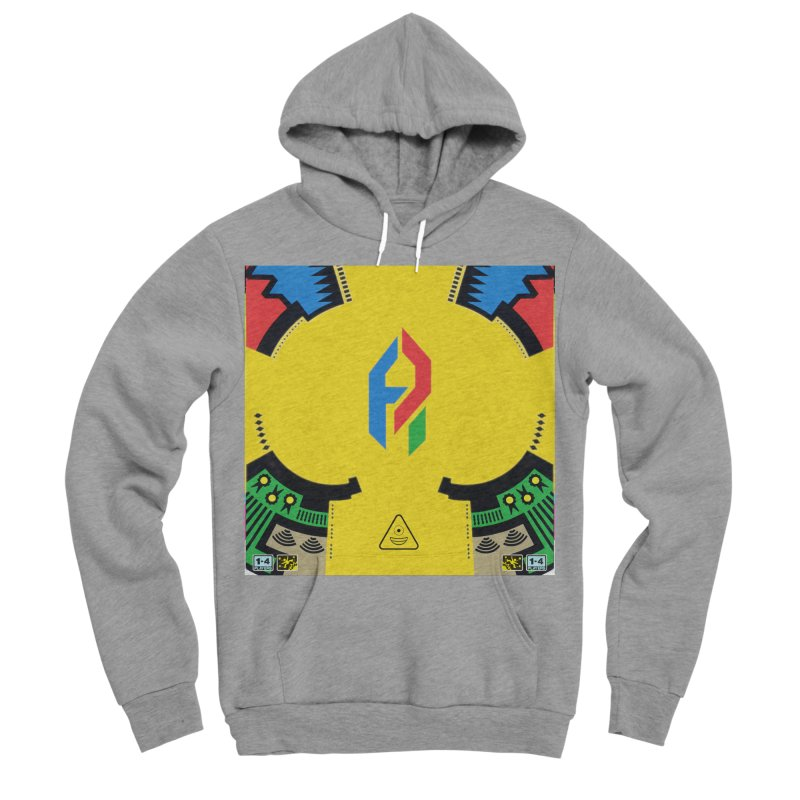 ShadeLIFE Men's Sponge Fleece Pullover Hoody by Shadeprint's Artist Shop
