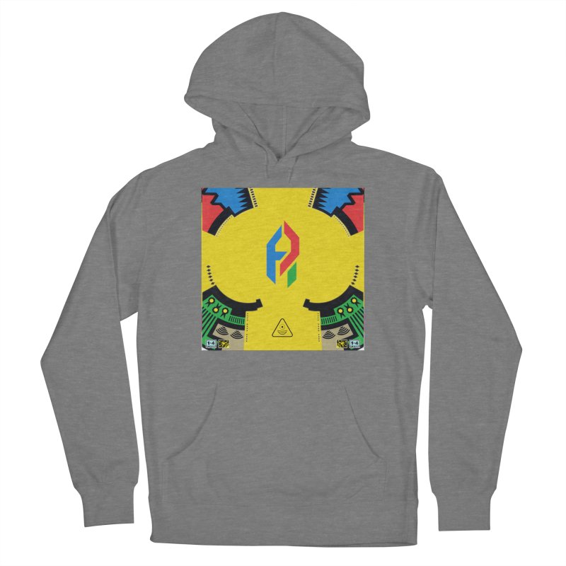ShadeLIFE Men's French Terry Pullover Hoody by Shadeprint's Artist Shop