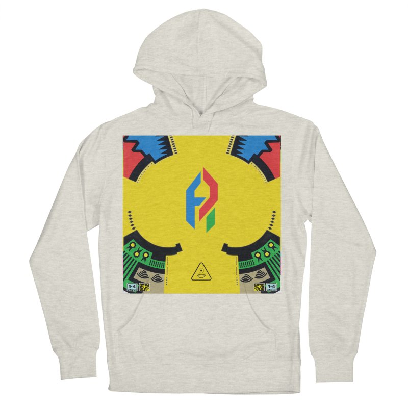 ShadeLIFE Women's French Terry Pullover Hoody by Shadeprint's Artist Shop