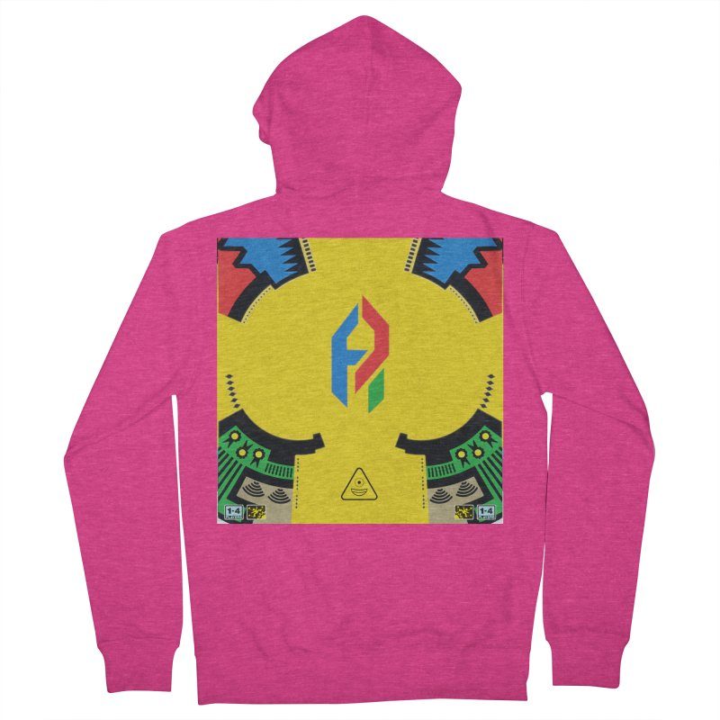 ShadeLIFE Women's French Terry Zip-Up Hoody by Shadeprint's Artist Shop