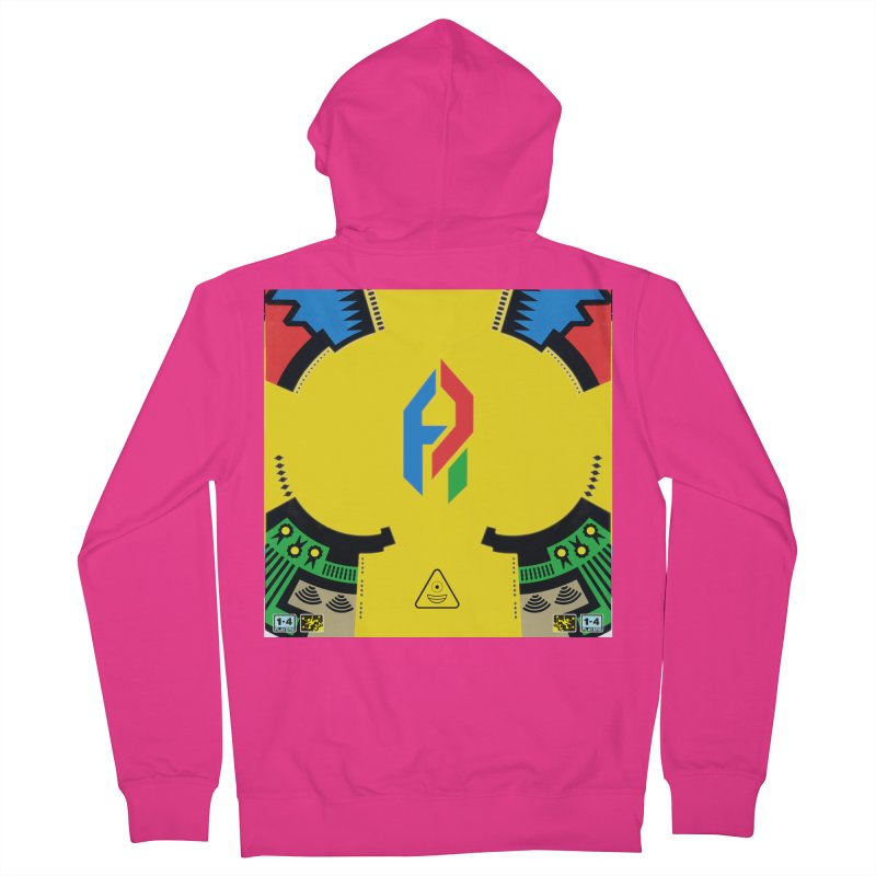 ShadeLIFE Men's French Terry Zip-Up Hoody by Shadeprint's Artist Shop