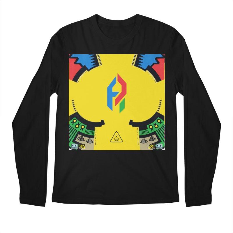 ShadeLIFE Men's Regular Longsleeve T-Shirt by Shadeprint's Artist Shop