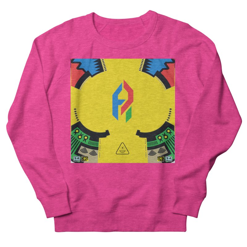 ShadeLIFE Women's French Terry Sweatshirt by Shadeprint's Artist Shop