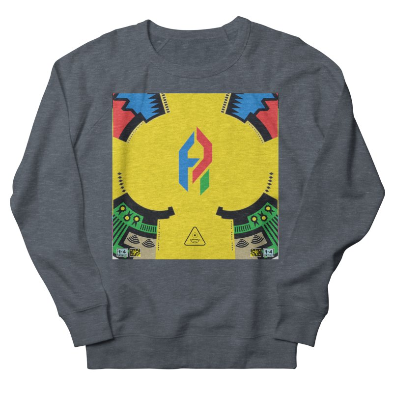 ShadeLIFE Men's French Terry Sweatshirt by Shadeprint's Artist Shop