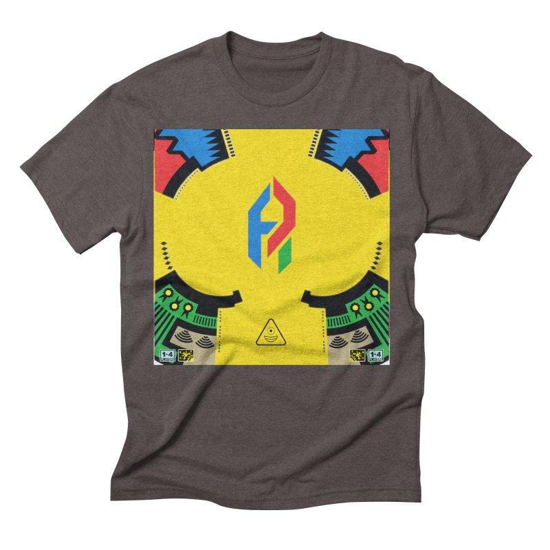 ShadeLIFE Men's Triblend T-Shirt by Shadeprint's Artist Shop