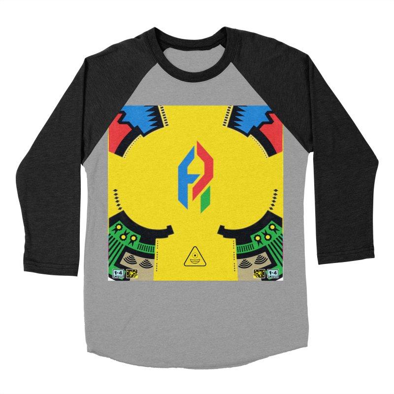 ShadeLIFE Men's Baseball Triblend Longsleeve T-Shirt by Shadeprint's Artist Shop