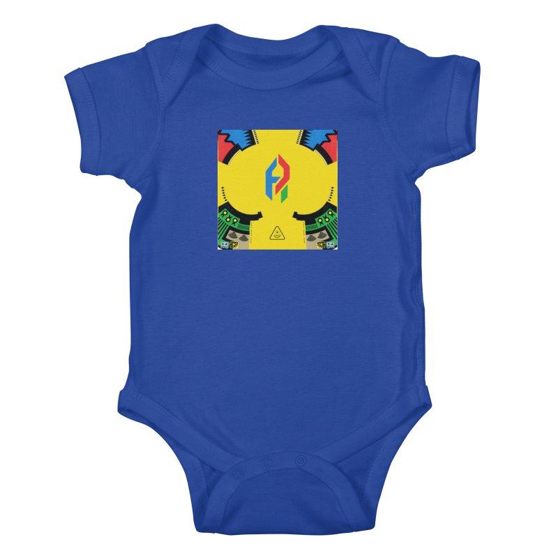 ShadeLIFE Kids Baby Bodysuit by Shadeprint's Artist Shop