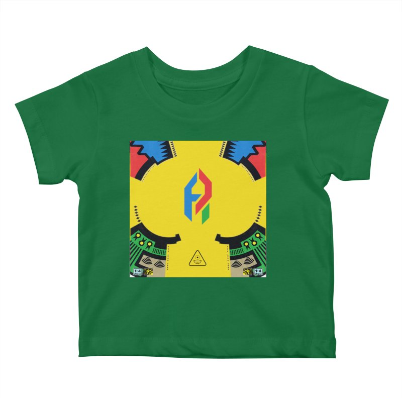 ShadeLIFE Kids Baby T-Shirt by Shadeprint's Artist Shop