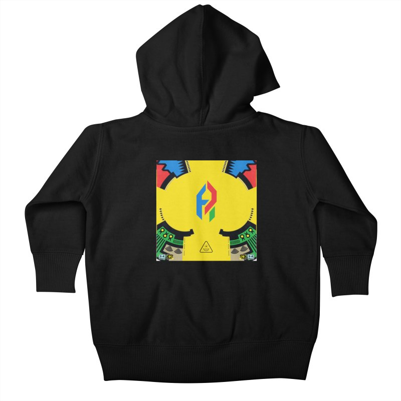 ShadeLIFE Kids Baby Zip-Up Hoody by Shadeprint's Artist Shop