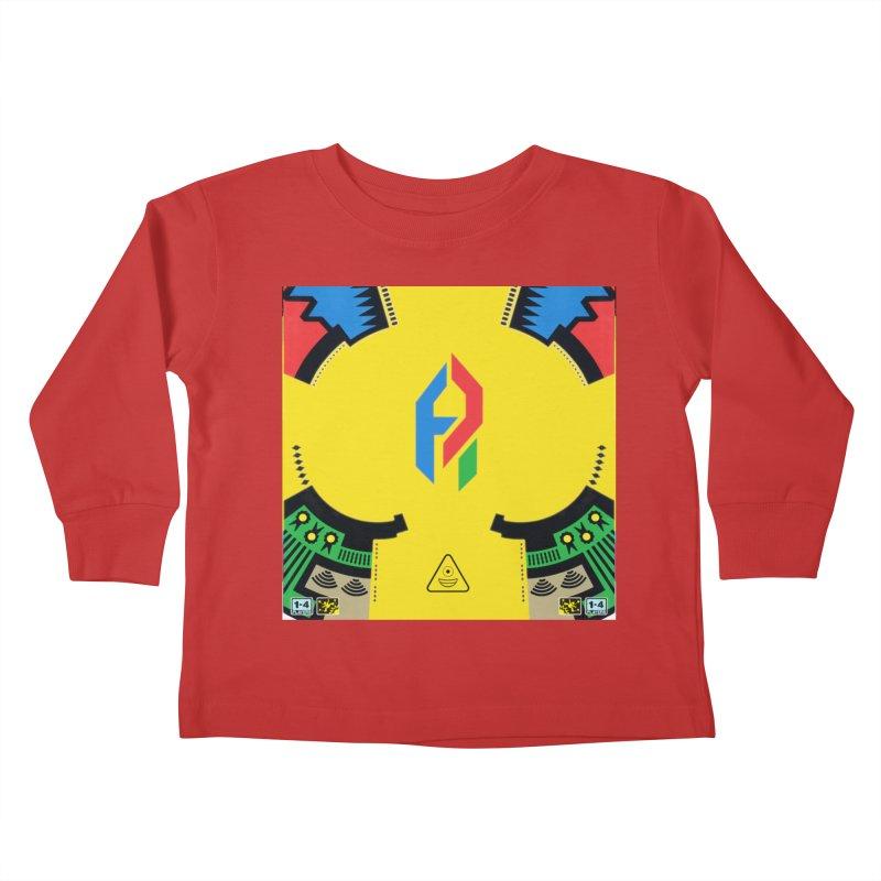 ShadeLIFE Kids Toddler Longsleeve T-Shirt by Shadeprint's Artist Shop