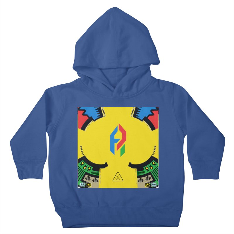 ShadeLIFE Kids Toddler Pullover Hoody by Shadeprint's Artist Shop
