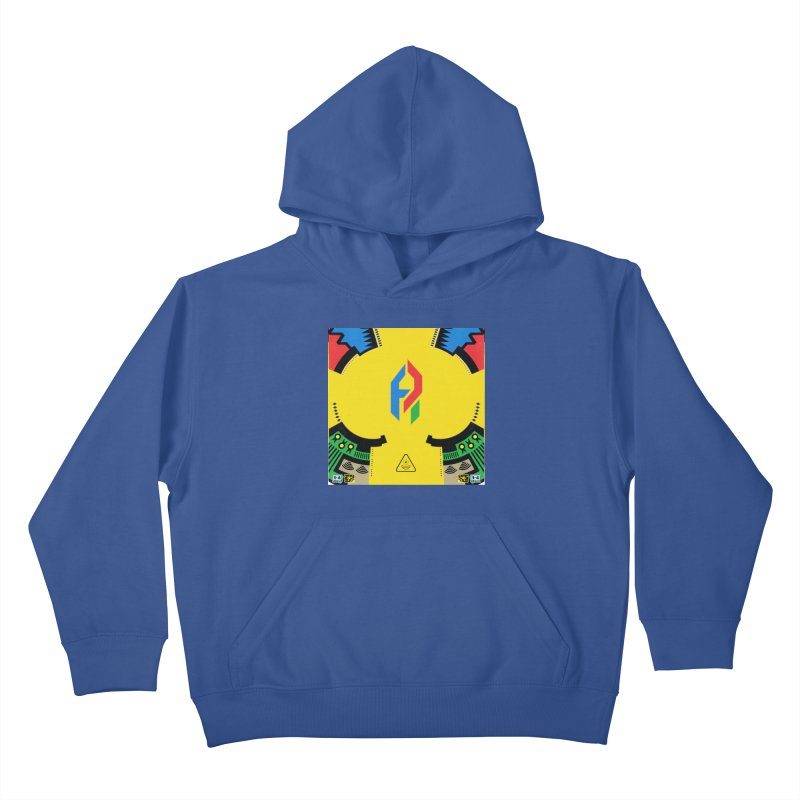 ShadeLIFE Kids Pullover Hoody by Shadeprint's Artist Shop