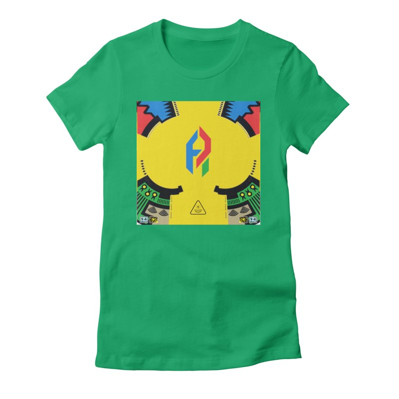 ShadeLIFE Women's Fitted T-Shirt by Shadeprint's Artist Shop