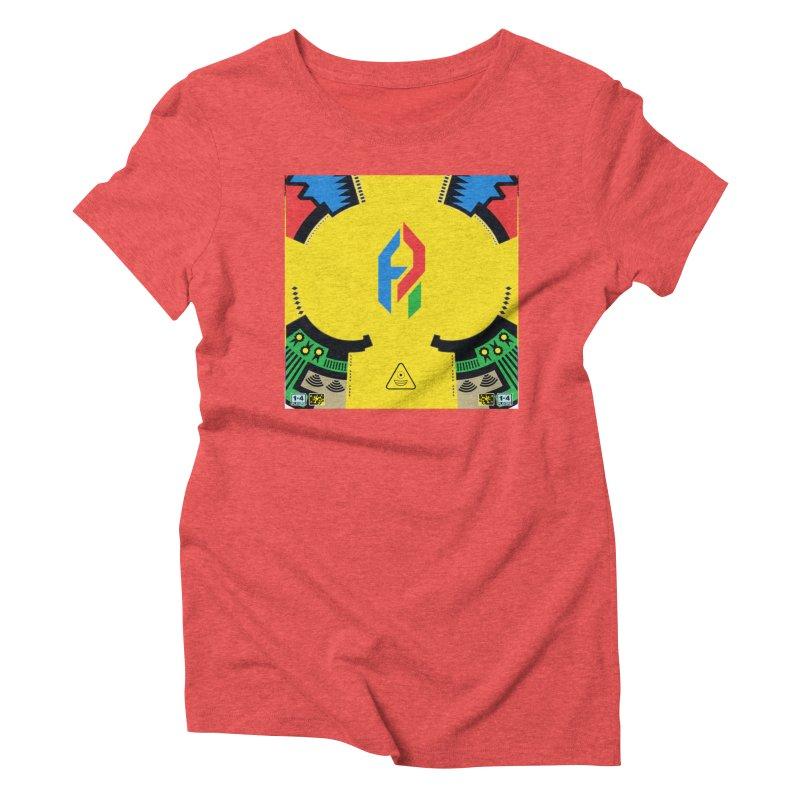 ShadeLIFE Women's Triblend T-Shirt by Shadeprint's Artist Shop