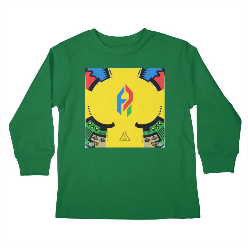 ShadeLIFE Kids Longsleeve T-Shirt by Shadeprint's Artist Shop