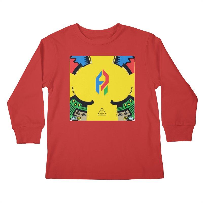 ShadeLIFE Kids Longsleeve T-Shirt by Shadeprint's Artist Shop