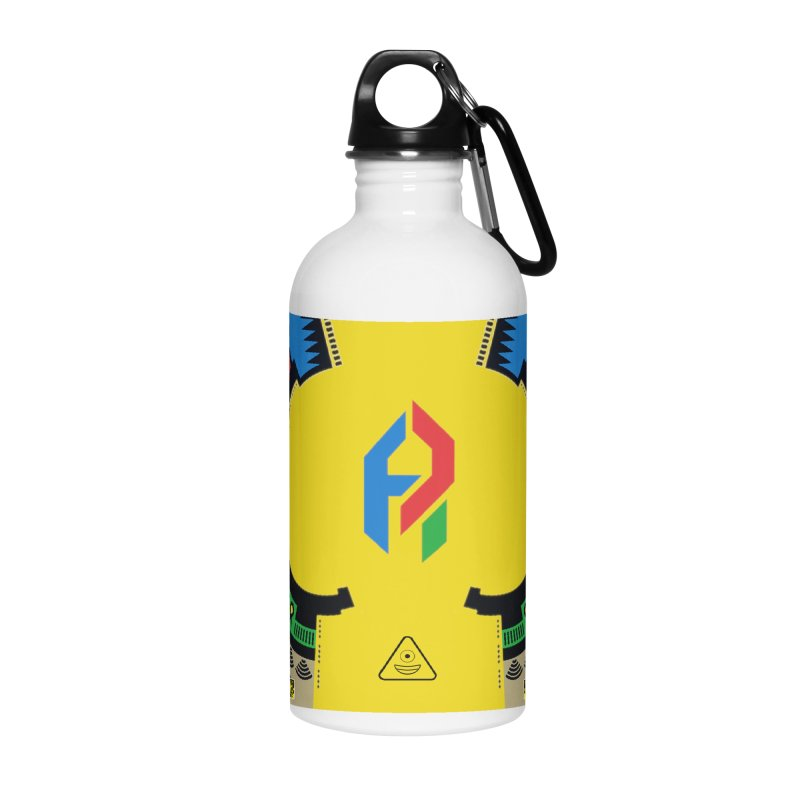 ShadeLIFE Accessories Water Bottle by Shadeprint's Artist Shop