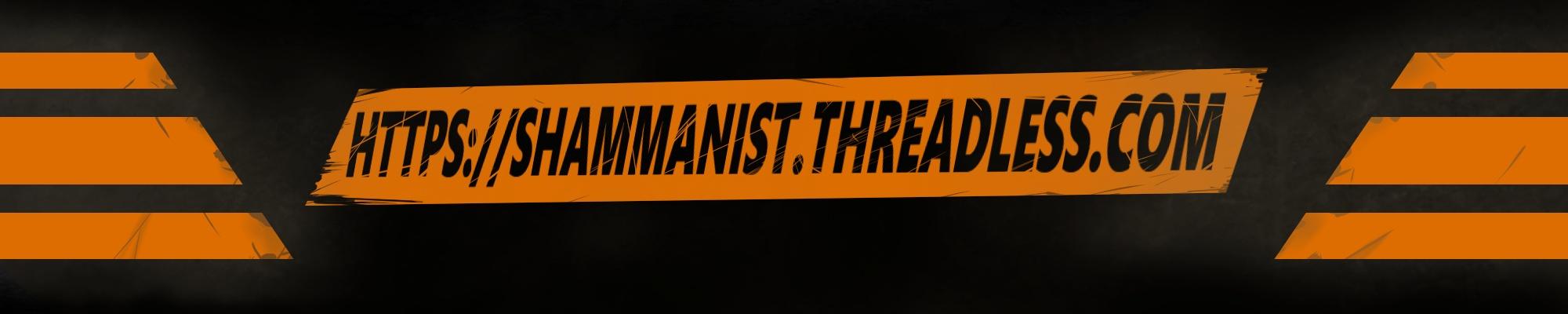 Shammanist Cover