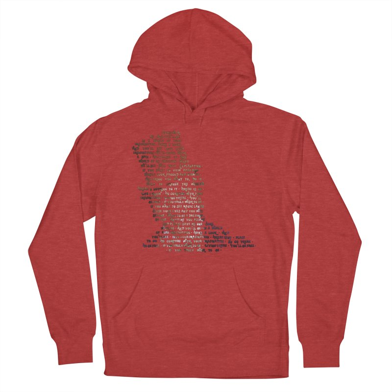 Pure Imagination Women's Pullover Hoody by Shappie's Glorious Design Shop