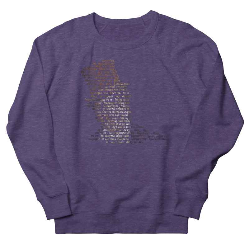 Pure Imagination Women's Sweatshirt by Shappie's Glorious Design Shop