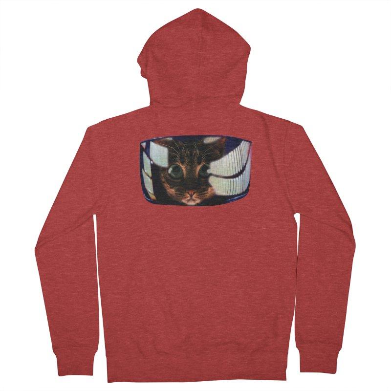 My God..It's Full of Catnip! Women's Zip-Up Hoody by Shappie's Glorious Design Shop