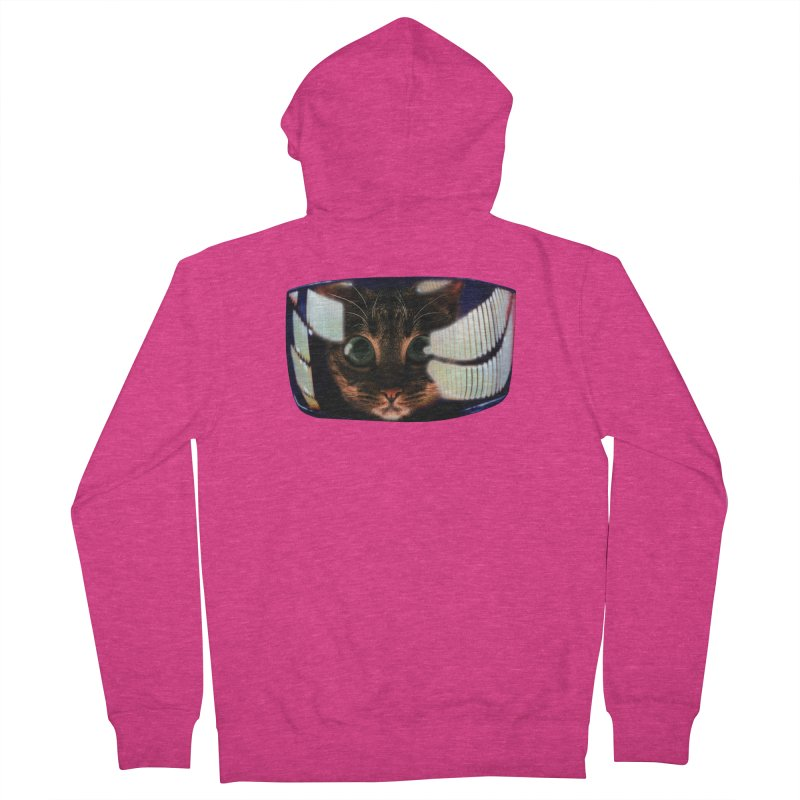My God..It's Full of Catnip! Women's Zip-Up Hoody by Shappie's Glorious Design Shop