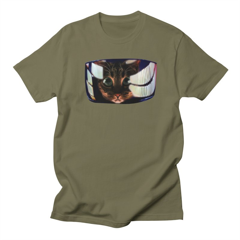 My God..It's Full of Catnip! Men's T-Shirt by Shappie's Glorious Design Shop