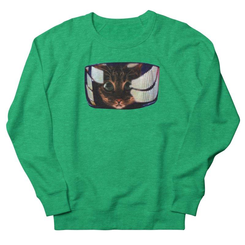 My God..It's Full of Catnip! Men's Sweatshirt by Shappie's Glorious Design Shop