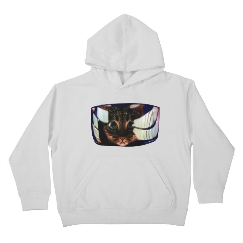 My God..It's Full of Catnip! Kids Pullover Hoody by Shappie's Glorious Design Shop