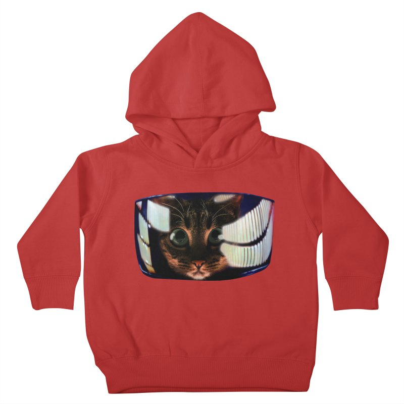 My God..It's Full of Catnip! Kids Toddler Pullover Hoody by Shappie's Glorious Design Shop