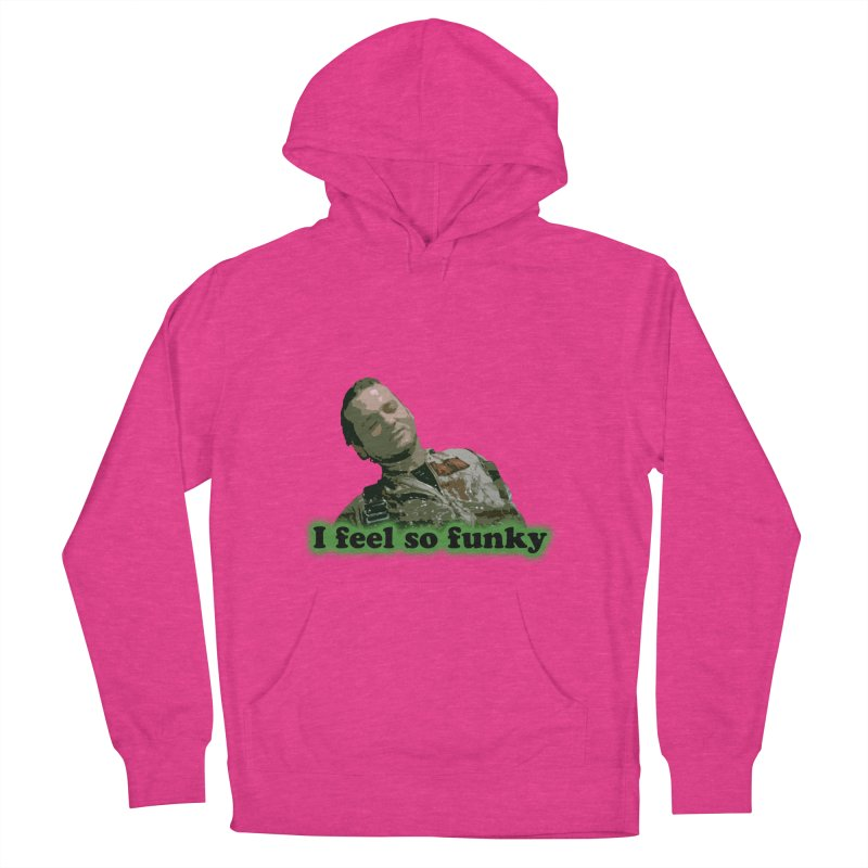 I Feel So Funky Women's Pullover Hoody by Shappie's Glorious Design Shop