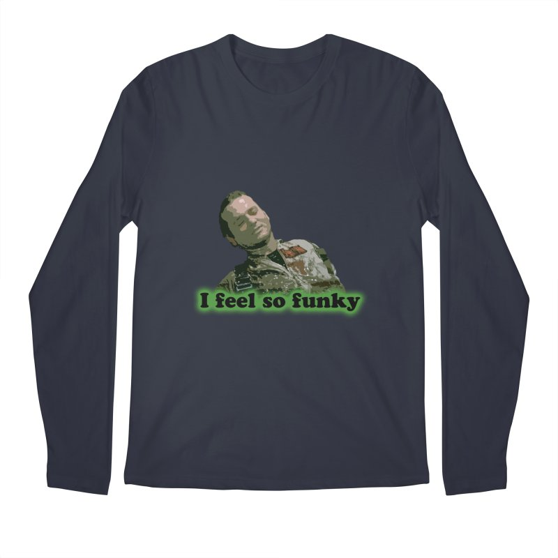 I Feel So Funky Men's Longsleeve T-Shirt by Shappie's Glorious Design Shop