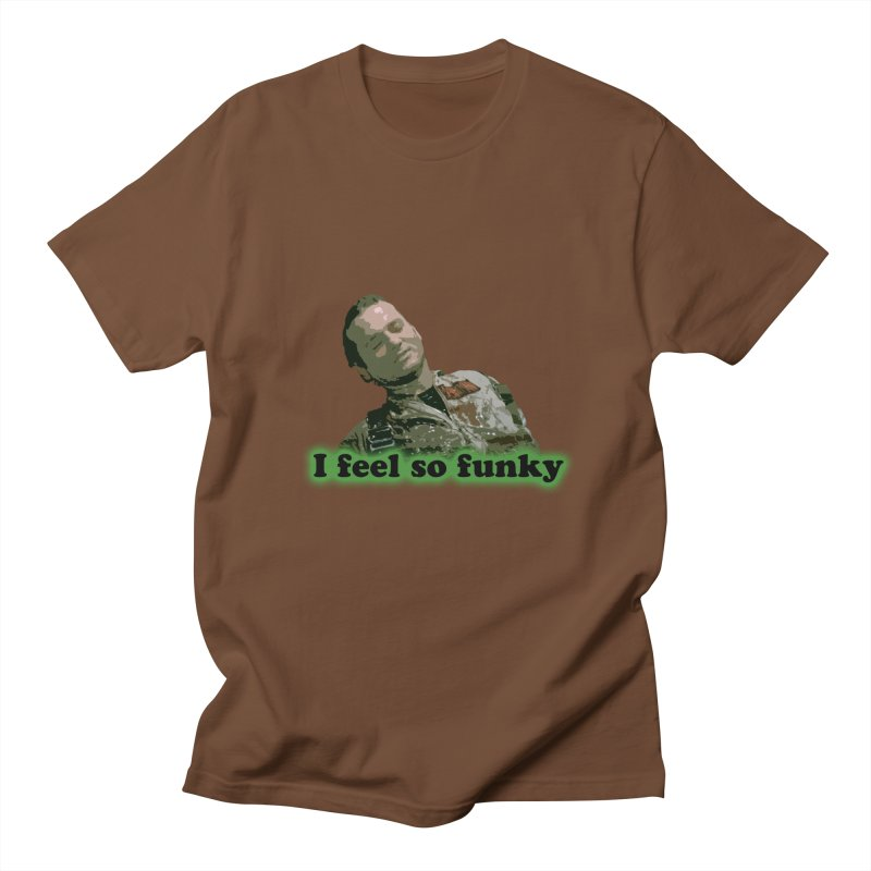 I Feel So Funky Men's Regular T-Shirt by Shappie's Glorious Design Shop