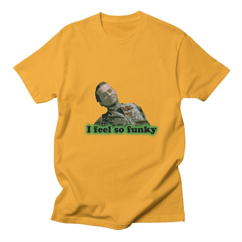 I Feel So Funky Men's T-Shirt by Shappie's Glorious Design Shop