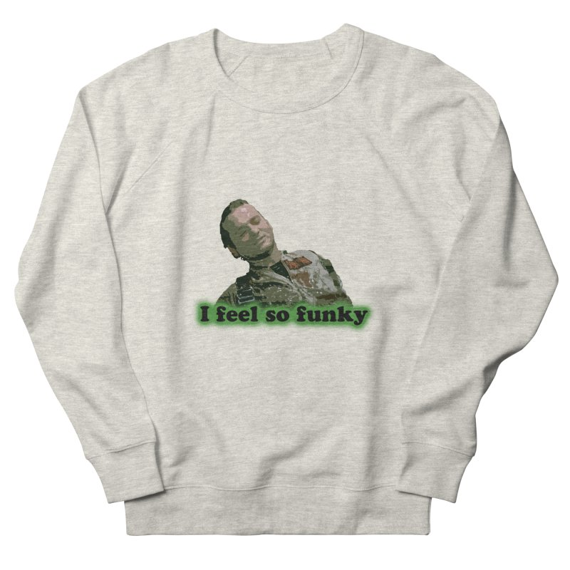 I Feel So Funky Men's Sweatshirt by Shappie's Glorious Design Shop