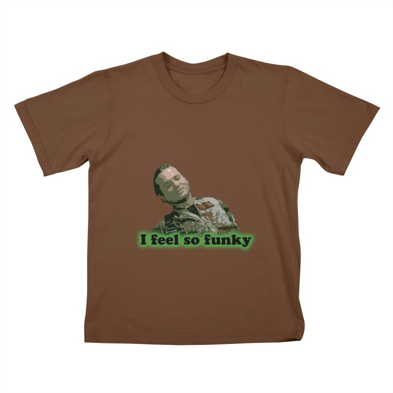I Feel So Funky Kids T-shirt by Shappie's Glorious Design Shop